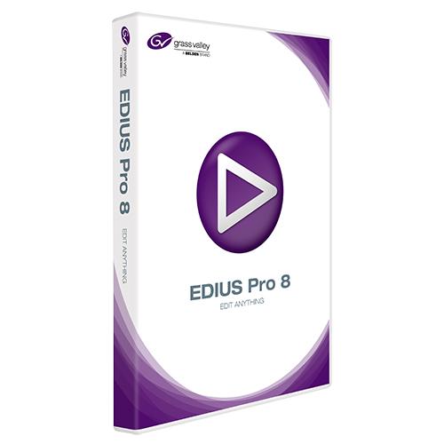 EDIUS Pro 8 通常版